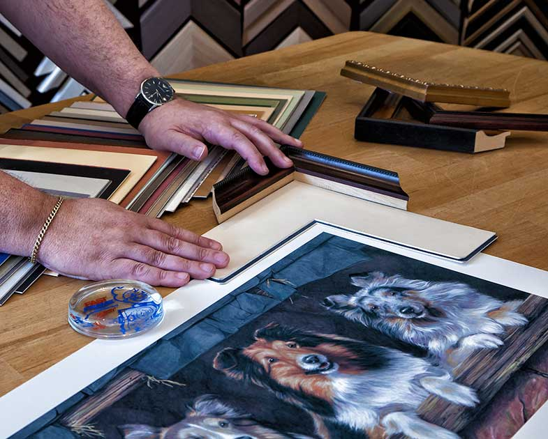 Fast Frame   Framing Services and Art Gallery in York